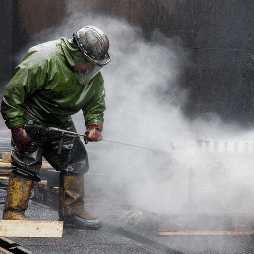 Improving workplace safety with industrial deep cleaning
