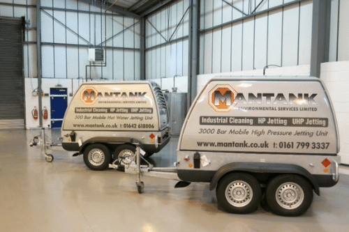Utilising Water Jetting Services for Concrete Cutting